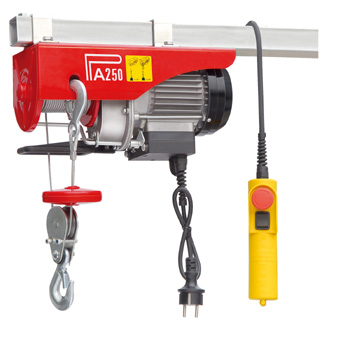 Таль электрическая РА 125/250